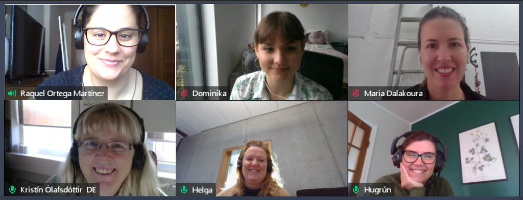 Women Making Waves #ErasmusDays Podcast